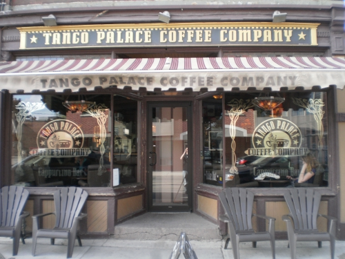 Post image for Tango Palace-Queen East Coffee Shop