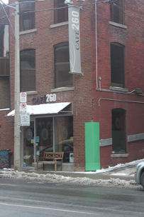 Thumbnail image for Cafe 260: Richmond Street East