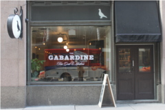 Thumbnail image for The Gabardine: Fine Food, Libations and Coffee in the Financial District