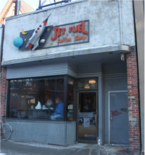 Thumbnail image for Jet Fuel Coffee: A Cabbagetown Veteran