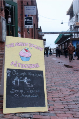Thumbnail image for The Sweet Escape Patisserie: The Distillery District